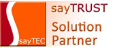sayTRUST Solution Partner